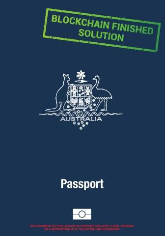Blockchain based Passport verification solutions