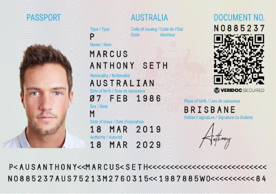 Image result for australia passport